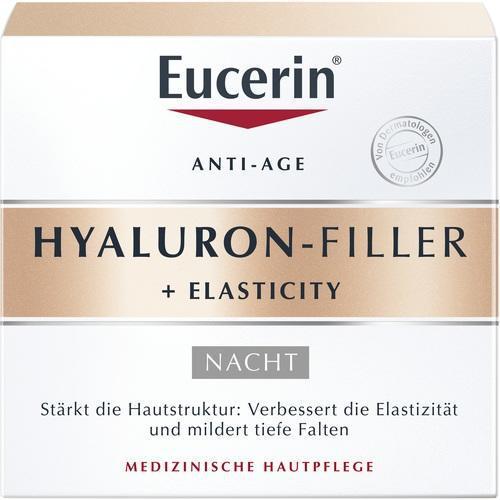 EUCERIN Anti-Age Elasticity+Filler Nachtcreme 50 ml