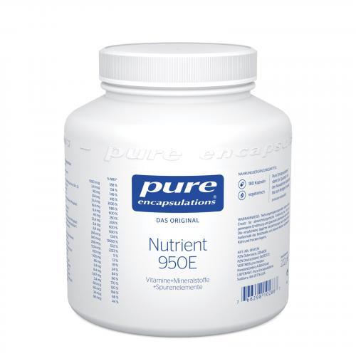 PURE ENCAPSULATIONS Nutrient 950E Kapseln 180 St