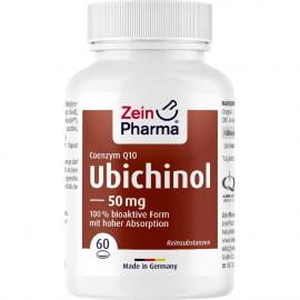 UBICHINOL COQ-10 KAPS 50MG
